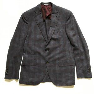 NWOT Luciano Barbera Two Button Jacket Sport Coat